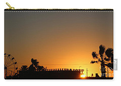 North Beach Sunset Carry-all Pouch