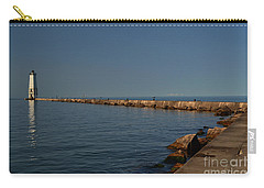 North Breakwater Lighthouse Carry-all Pouch