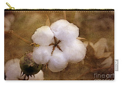 North Carolina Cotton Boll Carry-all Pouch