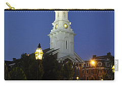 North Church Ncp Carry-all Pouch by Jim Brage