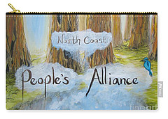 North Coast People's Alliance Carry-all Pouch