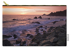 North Coast Sunset Carry-all Pouch