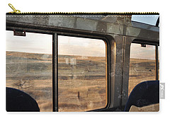 North Dakota Great Plains Observation Deck Carry-all Pouch by Kyle Hanson