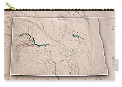 North Dakota Carry-All Pouches