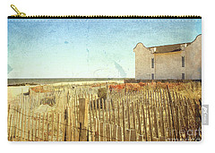 North End Hotel Carry-all Pouch by Colleen Kammerer