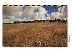 North Fork Fields Carry-all Pouch by Steve Gravano