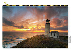 North Head Dreaming Carry-all Pouch by Ryan Manuel