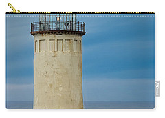 North Head Lighthouse Carry-all Pouch by E Faithe Lester