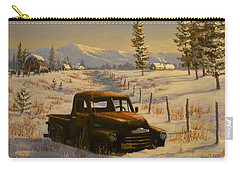 North Idaho Yard Art Carry-all Pouch