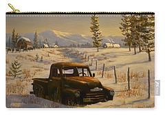 North Idaho Yard Art Carry-all Pouch