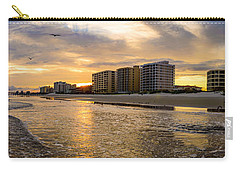 North Myrtle Beach Sunset Carry-all Pouch