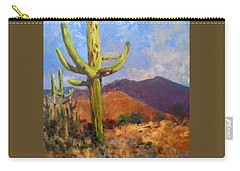 North Of Mount Lemon Carry-all Pouch