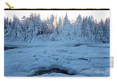 North Of Sweden Carry-all Pouch by Tamara Sushko