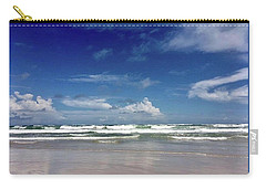 North Padre Island Beach Carry-all Pouch