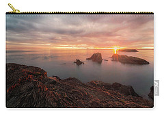 North Puget Sound Sunset Carry-all Pouch