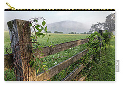 North Road View Carry-all Pouch
