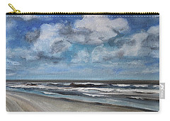 North Sea Scape Carry-all Pouch
