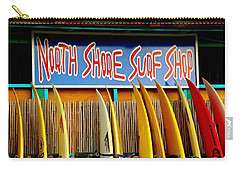 North Shore Surf Shop 2 Carry-all Pouch