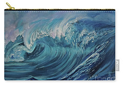 North Shore Wave Oahu Carry-all Pouch