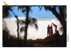 North Shore Wave Spotting Carry-all Pouch