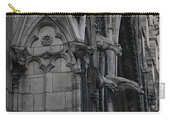 North Side Notre Dame Cathedral Carry-all Pouch
