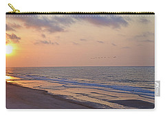 North Topsail Beach Glory Carry-all Pouch