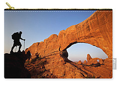 North Window Arch Carry-all Pouch