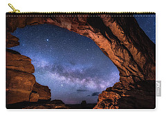 North Window Milky Way Carry-all Pouch