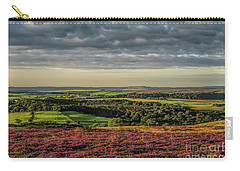 North Yorkshire Heather Carry-all Pouch