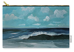 Northeast Atlantic View  Carry-all Pouch