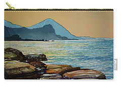 Northeast Coast Of Taiwan Carry-all Pouch