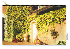 Northern California Winery Carry-all Pouch