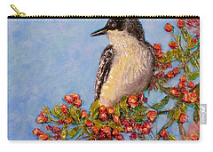 Northern King Bird  Carry-all Pouch by Joe Bergholm