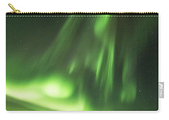Northern Lights 5 Carry-all Pouch by Mariusz Czajkowski