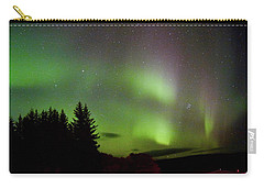 Northern Lights Curtains Carry-all Pouch