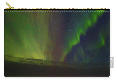 Northern Lights Or Auora Borealis Carry-all Pouch