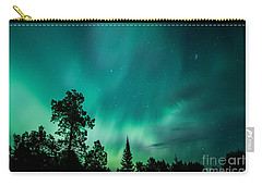 Northern Lights Tonight Carry-all Pouch