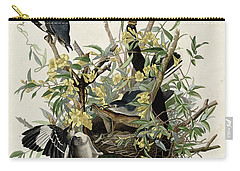 Northern Mockingbird Carry-all Pouch by Granger
