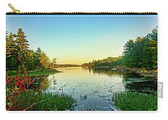 Northern Ontario Lake Carry-all Pouch