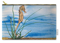Northern Seahorse Carry-all Pouch