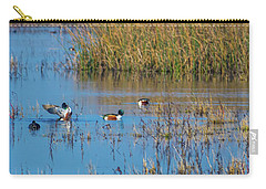 Northern Shovelers Carry-all Pouch