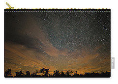 Carry-all Pouch featuring the photograph Northern Sky At Night by Phil Abrams