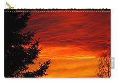 Northern Sunset 2 Carry-all Pouch