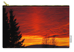 Northern Sunset Carry-all Pouch