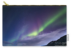 Northetn Lights 6 Carry-all Pouch by Mariusz Czajkowski