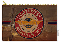 Northwest Airlines 1 Carry-all Pouch
