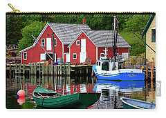 Northwest Cove, Nova Scotia Carry-all Pouch