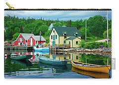 Northwest Cove, Nova Scotia, Canada Carry-all Pouch