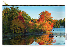 Northwood Lake Autumn Carry-all Pouch