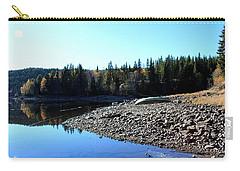 Norwegian Autumn Landscape  Carry-all Pouch